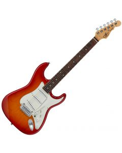 G&L S-500 USA Fullerton Deluxe in Cherry Burst FD-S500-CHY-CR