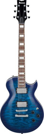 Ibanez ART120QA TBB ART Standard Transparent Blue Burst Electric Guitar