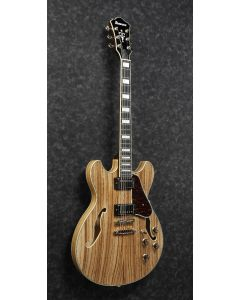 Ibanez AS93ZW NT AS Artcore Expressionist Natural Hollow Semi-Body Electric Guitar
