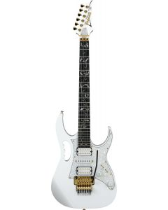 Ibanez Steve Vai Signature JEM7VP White WH Electric Guitar w/Bag JEM7VPWH