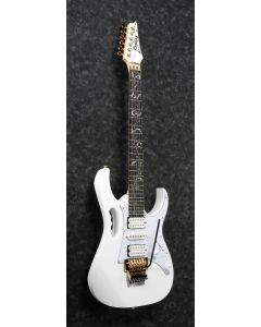 Ibanez Steve Vai Signature JEM7VP White WH Electric Guitar w/Bag