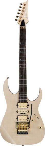 Ibanez RG1070FM NTL RG Premium Natural Flat Electric Guitar