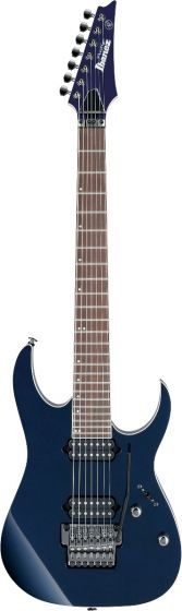 Ibanez RG2027XL DTB RG Prestige 7 String 27 scale Dark Tide Blue Electric Guitar