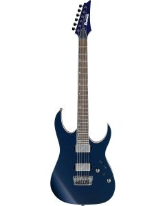 Ibanez RG5121 DBF RG Prestige Dark Tide Blue Flat Electric Guitar w/Case RG5121DBF