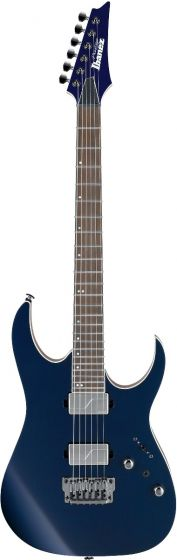 Ibanez RG5121 DBF RG Prestige Dark Tide Blue Flat Electric Guitar