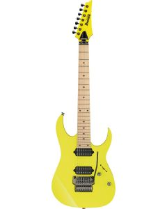 Ibanez RG752M DY RG Prestige 7 String Desert Sun Yellow Electric Guitar w/Case RG752MDY