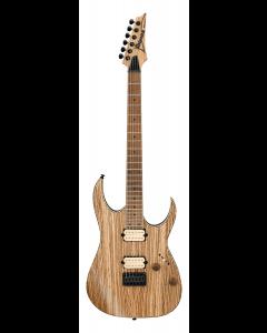 Ibanez RGEW521MZW NTF RGEW 6 String Natural Flat Electric Guitar RGEW521MZWNTF
