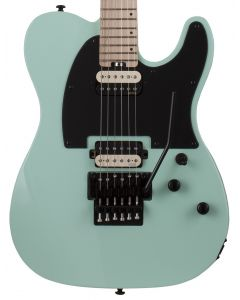 Schecter Sun Valley Super Shredder PT FR in Seafoam Green