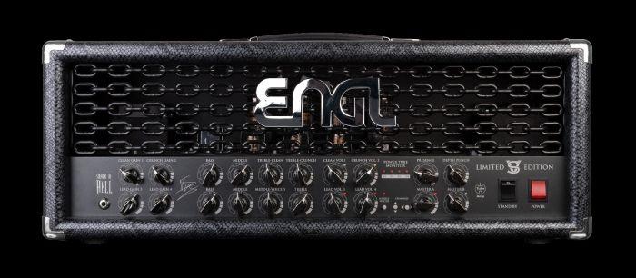 ENGL Amps VICTOR SMOLSKI LIMITED EDITION E646 100 Watt HEAD