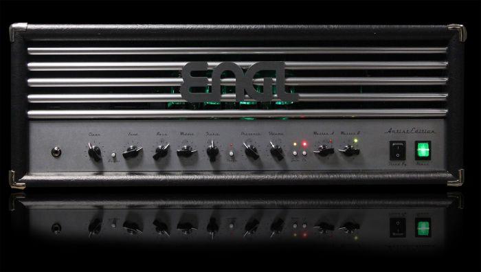 ENGL Amps ARTIST EDITION 100 Watt HEAD E651