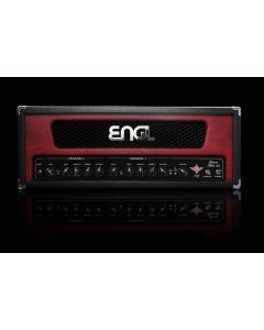 ENGL Amps RETRO E762 50 Watt HEAD (incl. black, red, & white frames) E762
