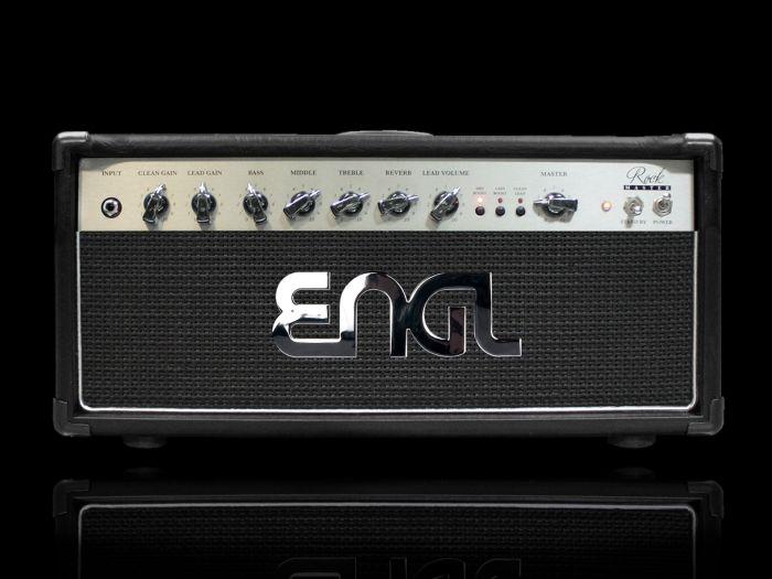 ENGL Amps ROCKMASTER 40 Watt HEAD E317