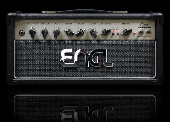 ENGL Amps ROCKMASTER E307 20 Watt HEAD (REVERB POWERSOAK)