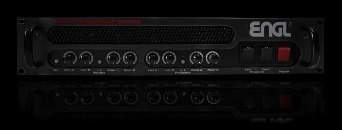 ENGL Amps E840/50 POWER AMP 2X50 WATT