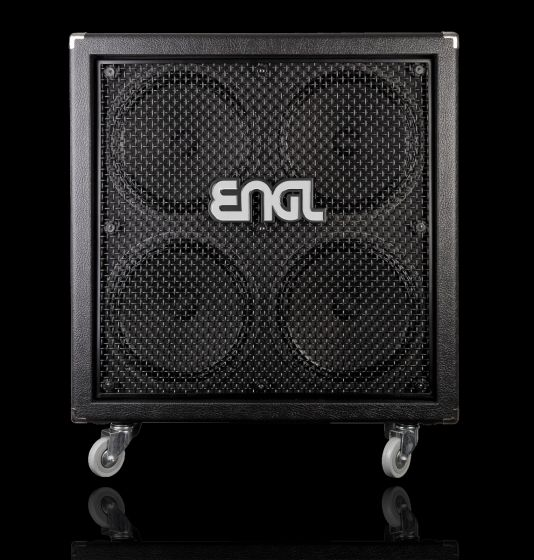 ENGL Amps E412SGB 4×12″ STANDARD STRAIGHT CABINET