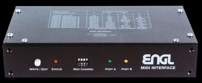 ENGL Amps Z-7 MIDI INTERFACE (E660/E610/E360/E930)