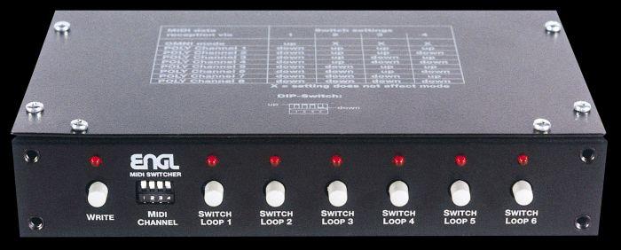 ENGL Amps Z-11 S.A.C MIDI SWITCHER