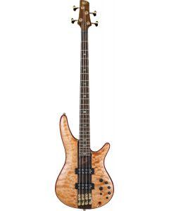 Ibanez SR Premium SR2400 4 String Florid Natural Low Gloss Bass Guitar SR2400FNL