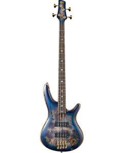 Ibanez SR Premium SR2600 4 String Cerulean Blue Burst Bass Guitar SR2600CBB