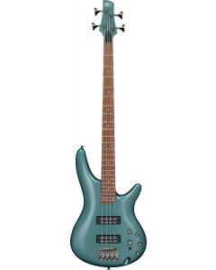 Ibanez SR Standard SR300E 4 String Metallic Sage Green Bass Guitar SR300EMSG