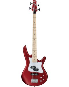 "Ibanez SR Mezzo SRMD200 4 String 32"" Medium Scale Candy Apple Matte Bass Guitar SRMD200CAM"