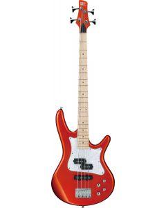 "Ibanez SR Mezzo SRMD200 4 String 32"" Medium Scale Roadster Orange Metallic Bass Guitar SRMD200ROM"