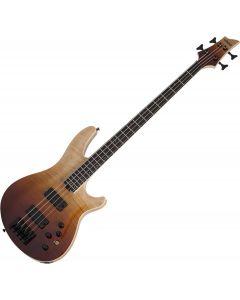Schecter SLS ELITE-4 Electric Bass in Antique Fade Burst SCHECTER1390