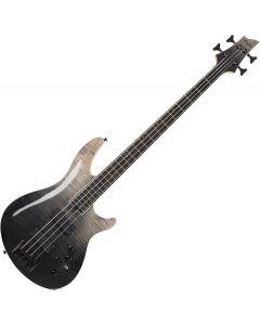 Schecter SLS ELITE-4 Electric Bass in Black Fade Burst SCHECTER1391