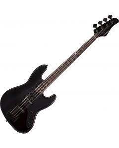 Schecter J-4 Electric Bass in Black SCHECTER2911