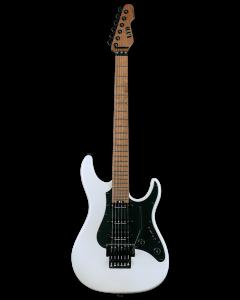 ESP LTD SN-1000FR Pearl White Electric Guitar LSN1000FRMPW