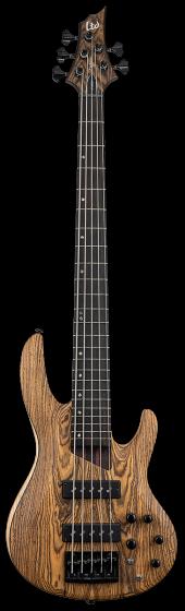 ESP LTD B-1005 Natural Satin Electric Bass Guitar