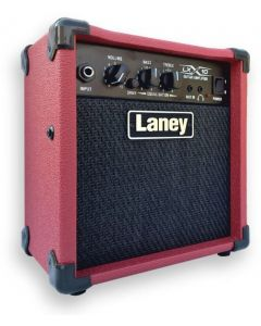 Laney LX 10W Electric Guitar Combo Amp 1x5 with Drive LX10 RD LX10 RD