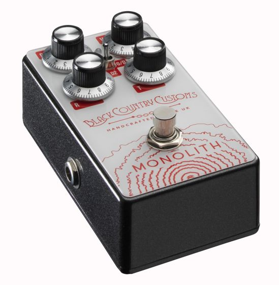 Laney Black Country Customs Monolith Distortion Pedal BCC-MONOLITH