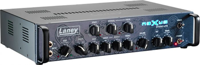 Laney Nexus Tube Head 2x500W Class D NEXUS-SL
