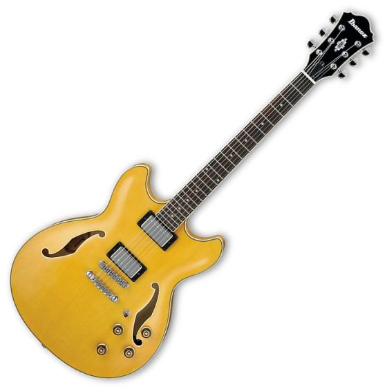 Ibanez Artcore AS73 Semi-Hollow Electric Guitar in Antique Amber